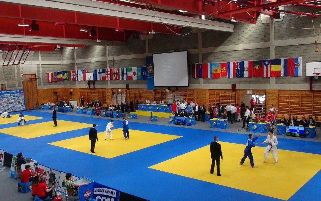 Junior European Judo Cup gastiert wieder in Leibnitz