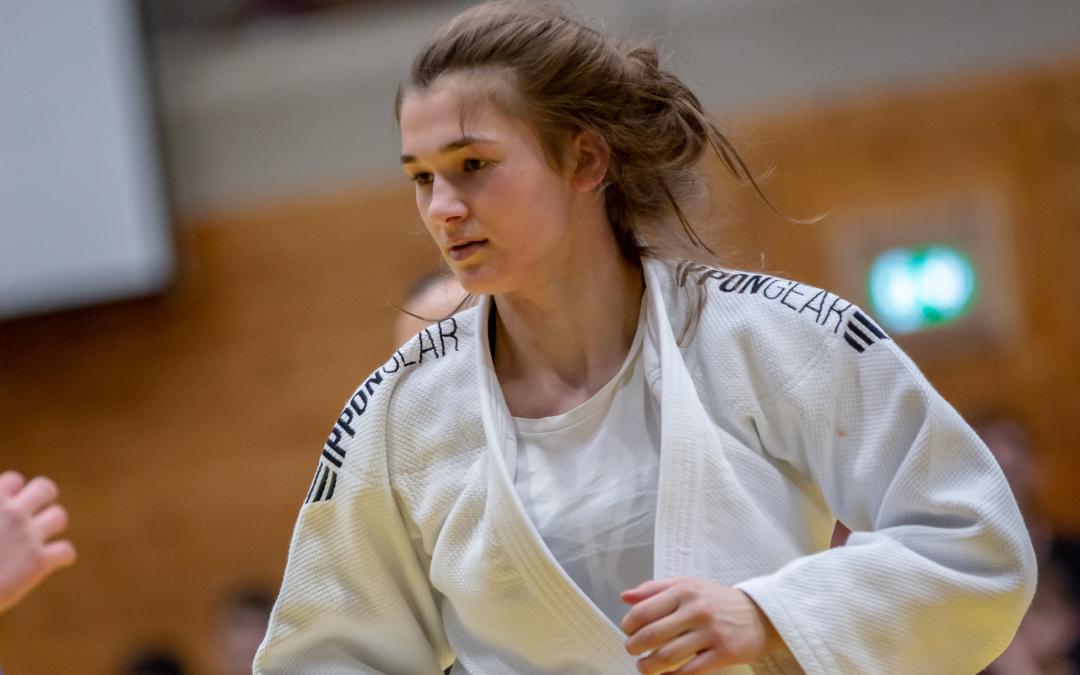 Fünfter Platz für Lisa Tretnjak in Berlin
