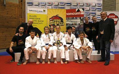 Meistertitel für Lisa Tretnjak und Silber für Verena Hiden, Eric Müller und Jonathan Peinhof