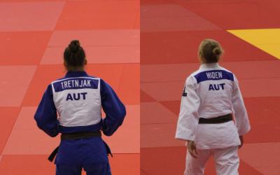 Platz 7 für Verena Hiden und Platz 9 für Lisa Tretnjak beim Europacup in Bielsko Biala/Polen