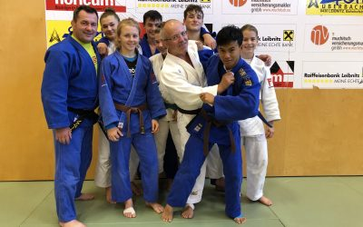 Spezial-Technik-Training mit Mike Praha!