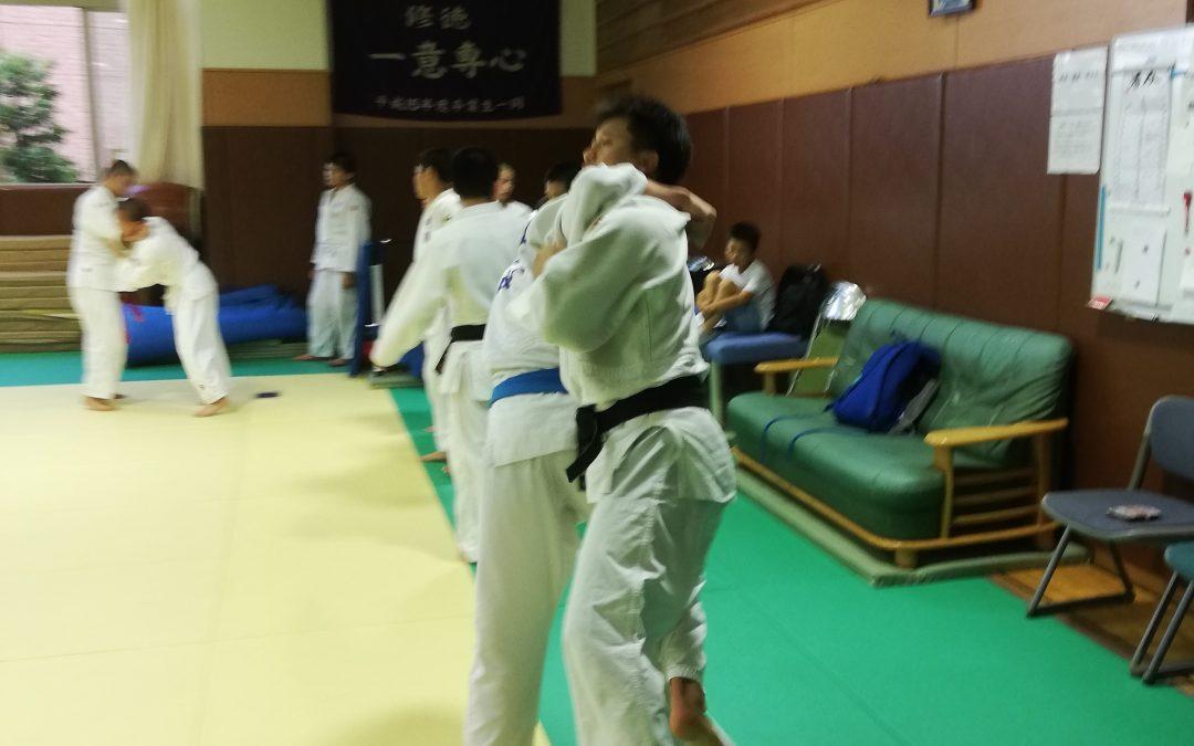 TL Japan: Tag 4 – Das erste Training