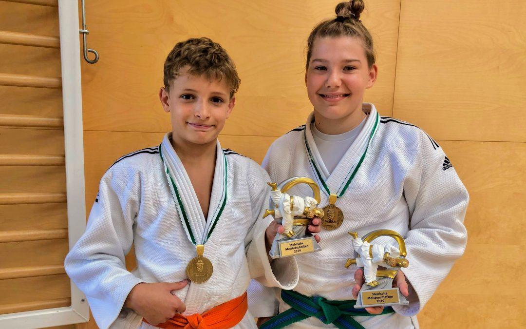 100% Erfolgsquote bei den Steirischen Meisterschaften im Nachwuchs