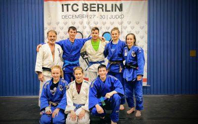 Zum Jahresabschluss: Trainingslager in Berlin