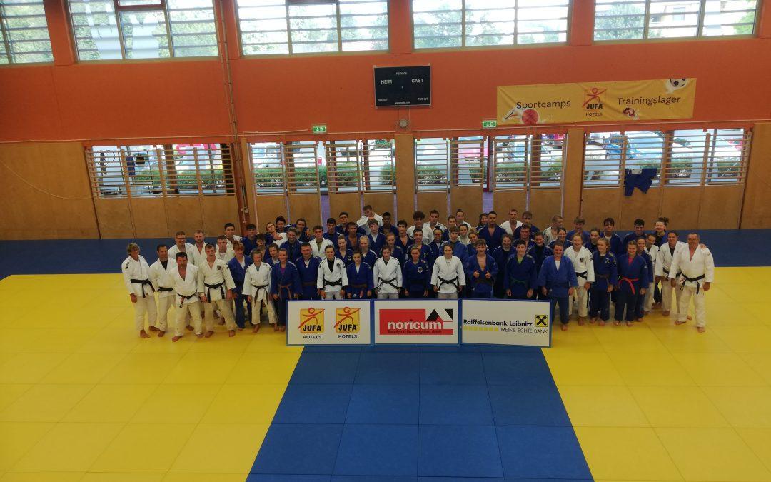 ÖJV mit 70 Sportlern U18 U21 In Leibnitz