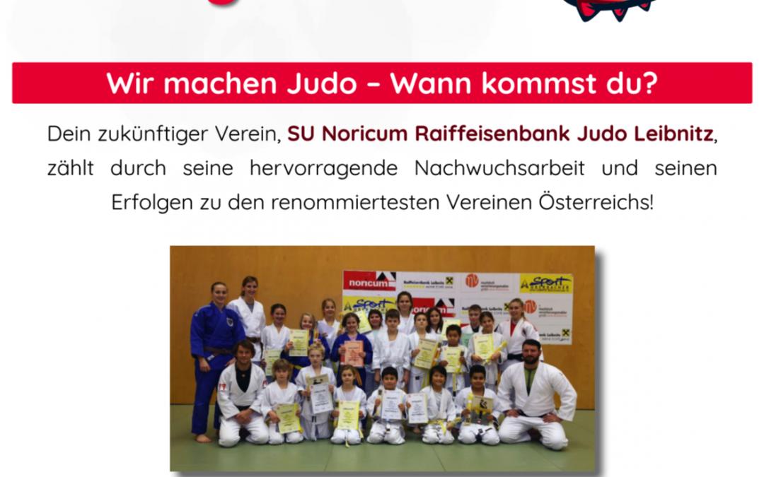 Judo Anfängerkurs Kinder 6 – 10 Jahre, Start 05. Okt. 2020, Jufa Leibnitz, 16.30 bis 17.30