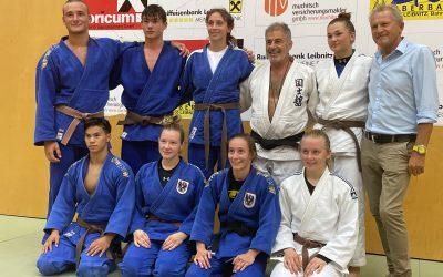 Abschlusstraining für Lisa in Leibnitz für die EM u18, 17./18. August, Riga